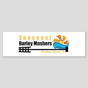 SBM_Logo_Black Bumper Sticker