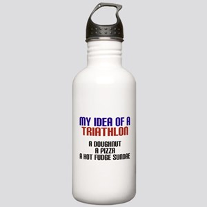 Triathalon Stainless Water Bottle 1.0L