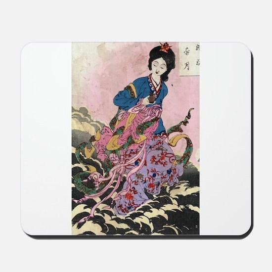 Taoist Deity Chang-E Who Stole The Elixir Of Immor