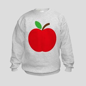 Apfel Sweatshirt
