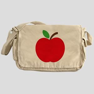 Apfel Messenger Bag