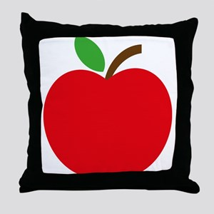 Apfel Throw Pillow