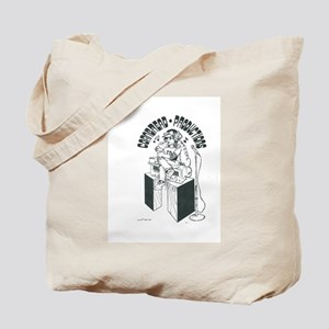 CBP Official Logo (B&W) Tote Bag