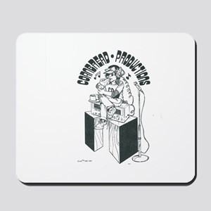 CBP Official Logo (B&W) Mousepad