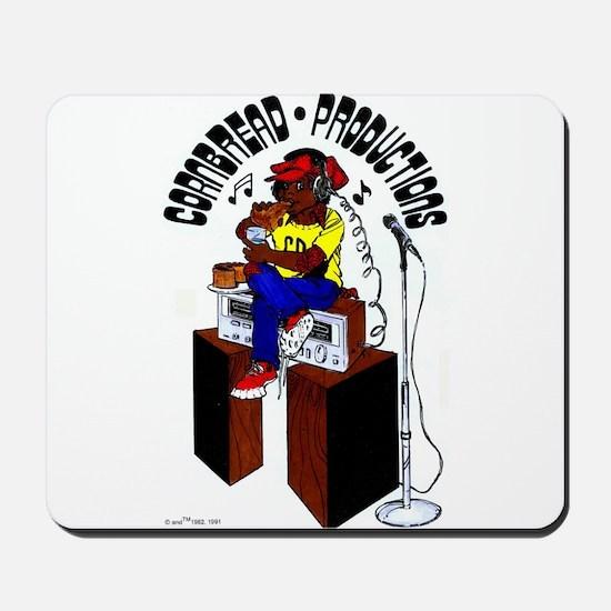 Cornbread Productions logo (color) Mousepad