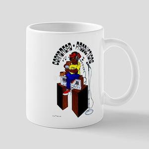 Cornbread Productions logo (color) Mug