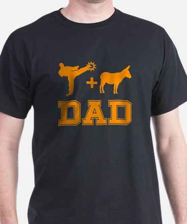 Kick @ss Dad T-Shirt