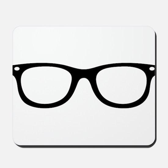 Brille Mousepad