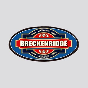 Breckenridge Old Label Patches