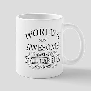 Worlds Best Mailman Mugs - CafePress