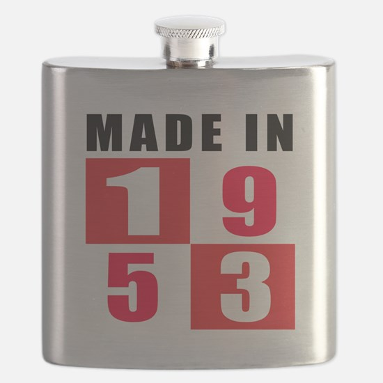 Made In 1953 Flask