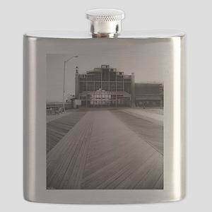 Asbury Park Boardwalk Flask