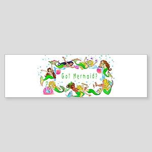 gotmermaidtrans Bumper Sticker