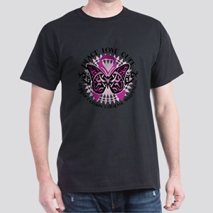 Crohn's Disease Tribal Butter T-Shirt