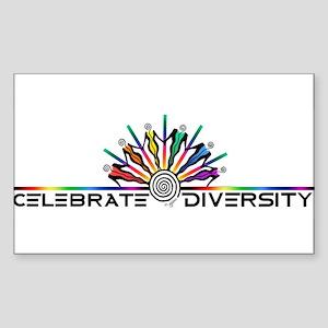 Diversity Sticker Sticker