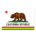 Gay California Postcards (Package of 8)