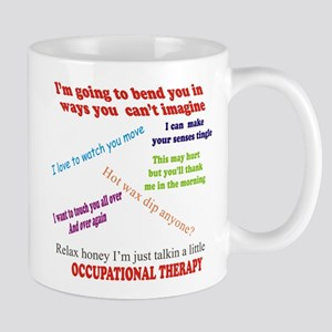 OCCUPATIONAL THERAPY 1 png Mug