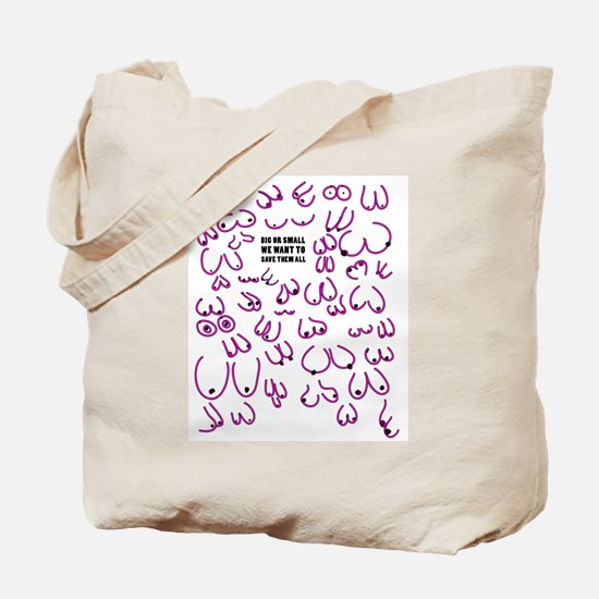 Save them All Tote Bag