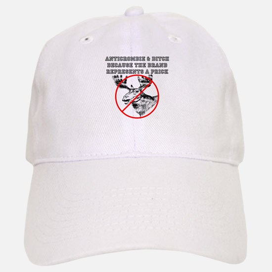 Anticrombie and Ditch Moose Baseball Baseball Cap