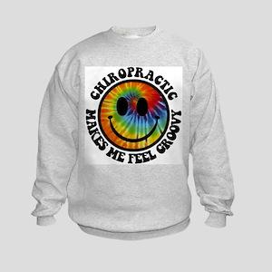 Chiro Groovy Kids Sweatshirt