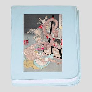 Pandoras Box - Yoshotoshi Taiso - 1880 - woodcut b