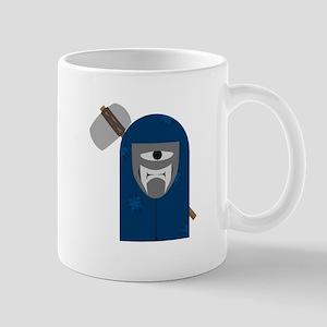 Masked Bandit of the Forest Mug