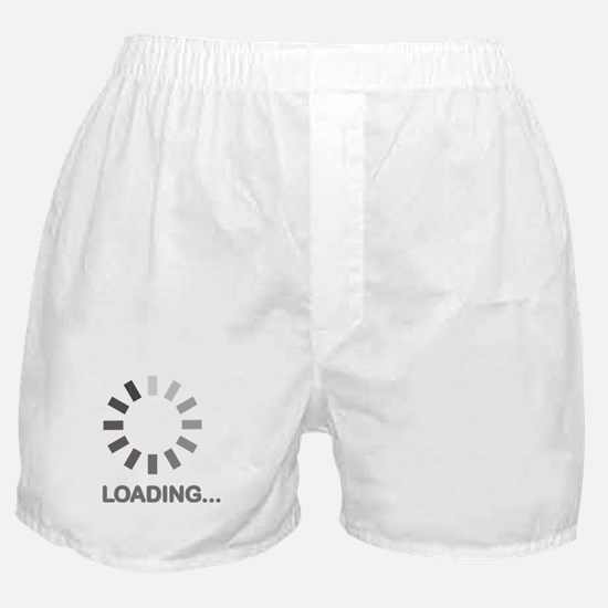 Loading bar internet Boxer Shorts