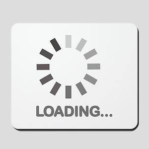 Loading bar internet Mousepad