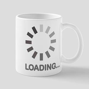 Loading bar internet Mug