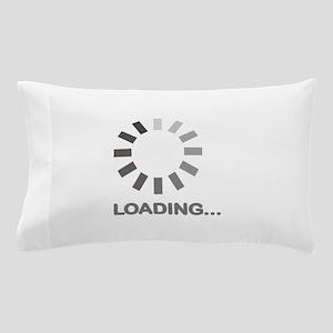 Loading bar internet Pillow Case