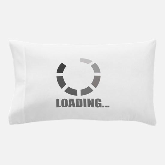 Loading bar Pillow Case