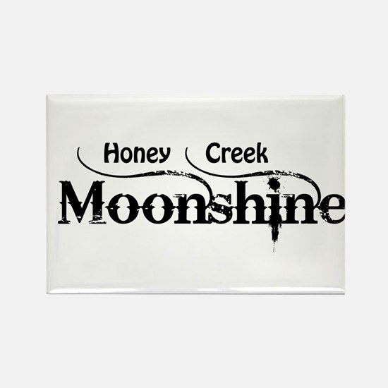 Honey Creek Moonshine Rectangle Magnet