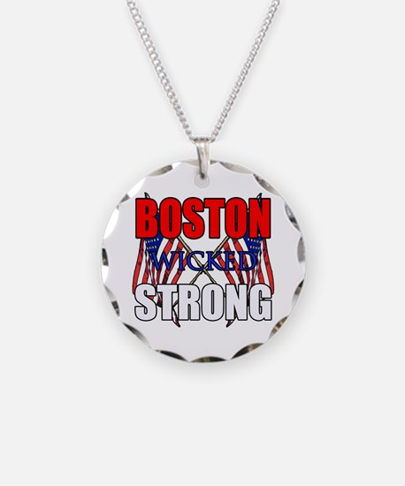 Boston wicked Strong 2 Necklace
