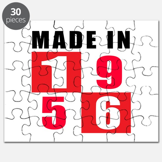 Made In 1956 Puzzle