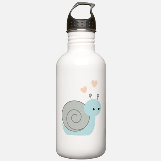 Lovely Snail Water Bottle