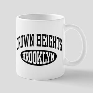 Crown Heights Brooklyn Mug