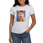 Krazy Kitten Women's T-Shirt