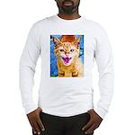 Krazy Kitten  Long Sleeve T-Shirt