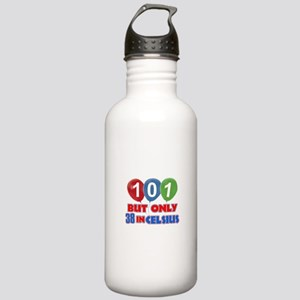101 year old designs Stainless Water Bottle 1.0L