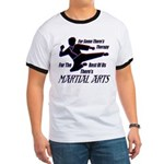 Martial Arts Therapy Ringer T