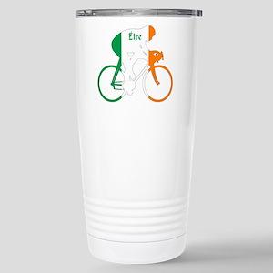 Irish Cycling Stainless Steel Travel Mug