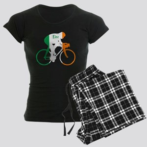 Irish Cycling Women's Dark Pajamas
