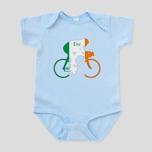 Irish Cycling Infant Bodysuit