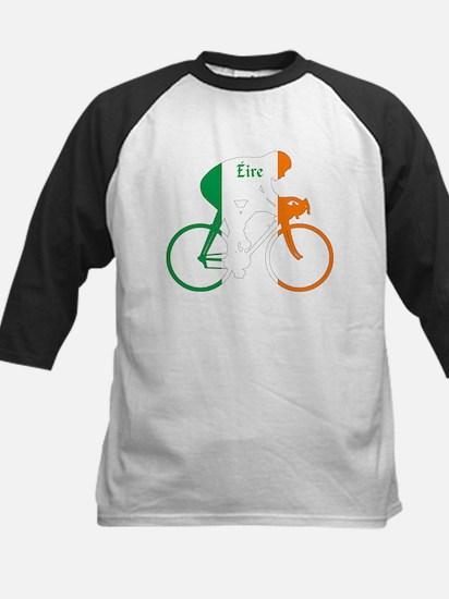 Irish Cycling Kids Baseball Jersey