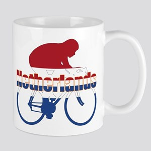 Netherlands Cycling Mug