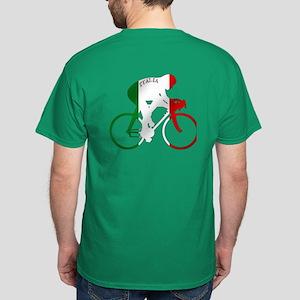 Italian Cycling Dark T-Shirt