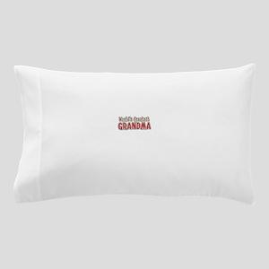 WORLDS GREATEST GRANDMA Pillow Case