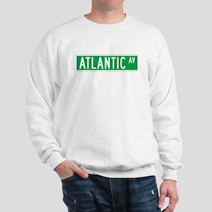 Atlantic Ave., New York - USA Sweatshirt