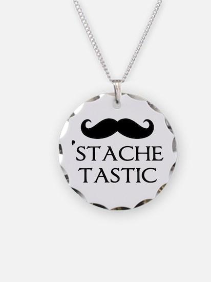 'Stache Tastic Necklace