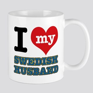 I love my Swedish Husband Mug